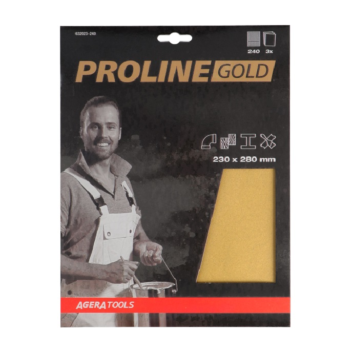ProLine Gold Schuurpapier