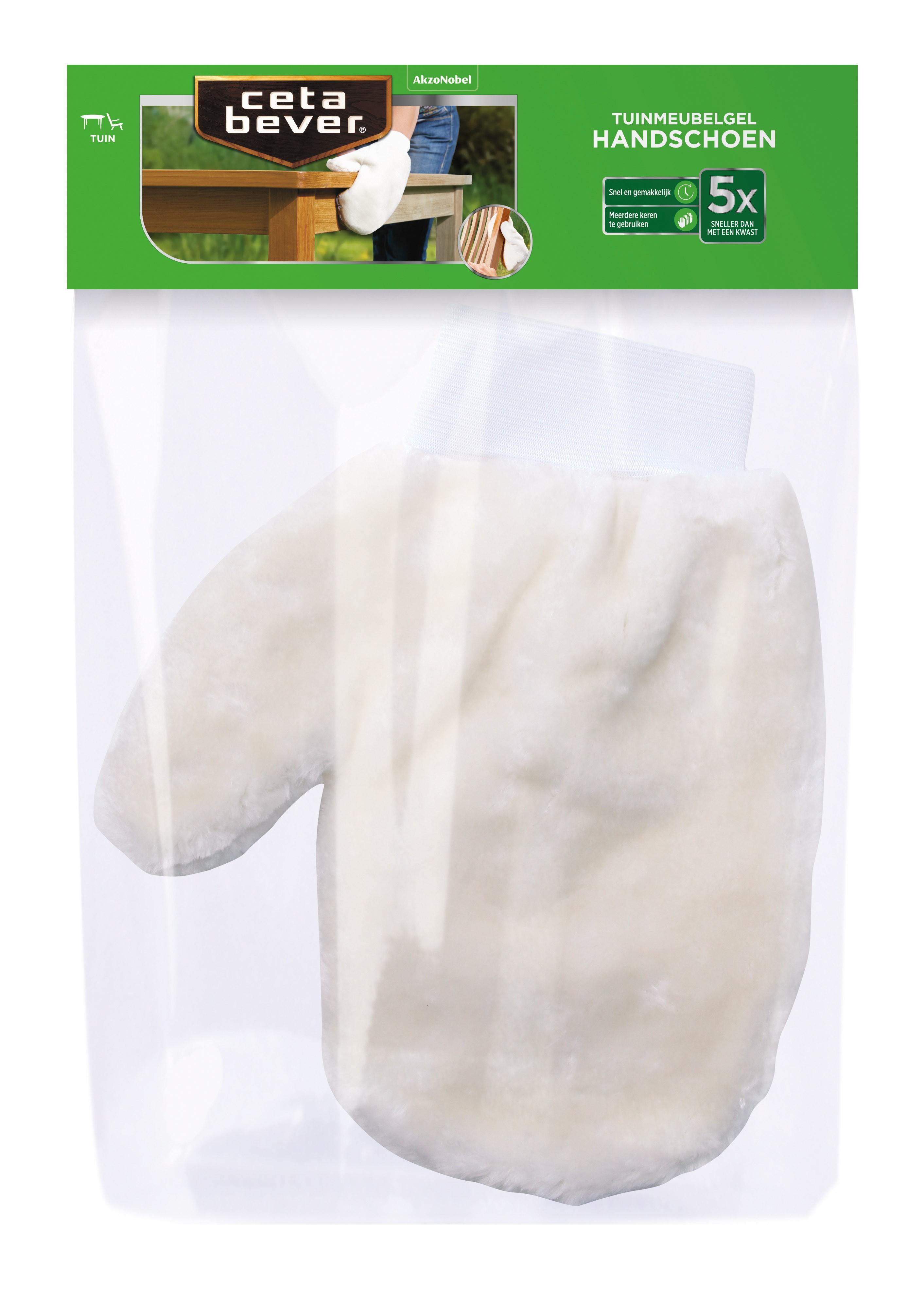 CetaBever Tuinmeubel Handschoen