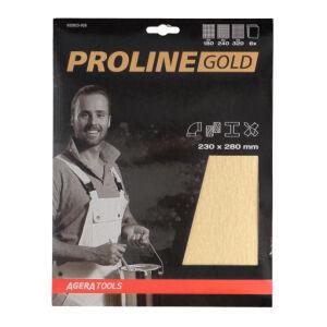 ProLine Gold Schuurpapier P180/240/320