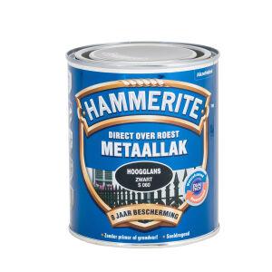 Hammerite Hoogglans Metaallak