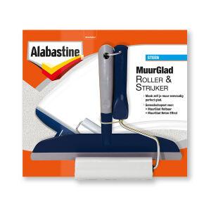 Alabastine MuurGlad Roller en strijker