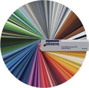 Sikkens Kleurcollectie Waaier (Naar RAL)